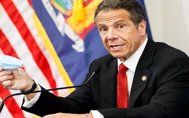 Gobernador de Nueva York niega señalamientos por acoso de asesora - El gobernador de Nueva York niega haber acosado a una de sus asesoras. Foto EFE