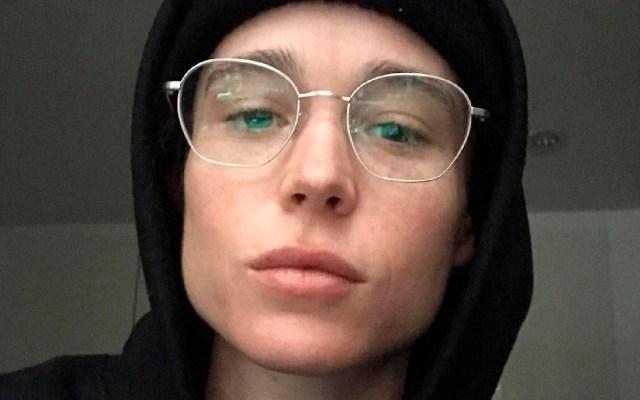 Elliot Page reaparece para agradecer a seguidores su apoyo - Elliot Page reaparece en redes sociales para agradecer a seguidores su apoyo por revelar que es transgénero. Foto Instagram elliotpage