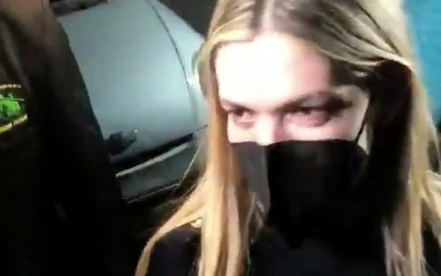 Viuda de Aristóteles Sandoval pide que se combata el crimen de manera seria - Captura de pantalla