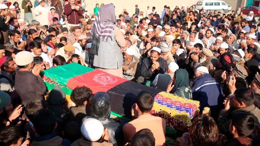Estado Islámico asesina a periodista afgana Malala Maiwand y su conductor - Estado Islámico reivindica asesinato contra periodista afgana Malala Maiwand y su conductor. Foto EFE