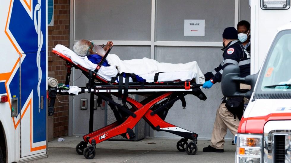 Estados Unidos supera los 15 millones de contagios por COVID-19 - Foto de EFE