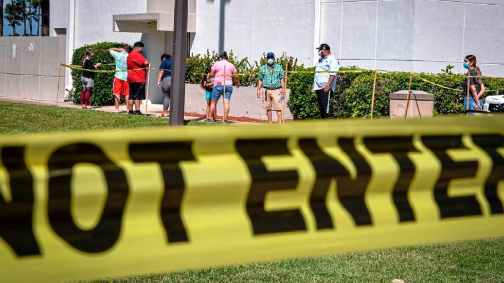 Estados Unidos registra 3 mil 254 muertes y 212 mil 315 nuevos contagios en menos de 24 horas - Estados Unidos registra 3 mil 254 muertes y 212 mil 315 nuevos contagios en menos de 24 horas. Foto EFE