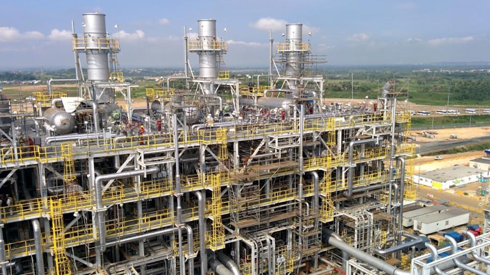 México no renueva contrato de gas a petroquímica de filial de Odebrecht - Planta de Etileno XXI, en Veracruz. Foto de Google Maps
