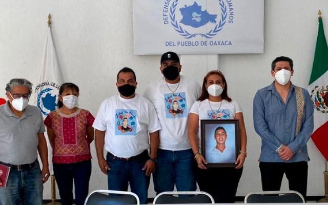 Familia denuncia impunidad en asesinato de Alexander Martínez a manos de policías municipales - Familia denuncia impunidad en homicidio de Alexander Martínez a manos de policías de Oaxaca. Foto Twitter @JCarlosMedranoM