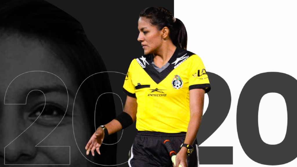 FMF designa árbitros para final de ida de la Liga Femenil que disputarán Rayadas del Monterrey y Tigres de la UANL - FMF designa árbitros para final de ida de la Liga Femenil que disputarán Rayadas del Monterrey y Tigres de la UANL. Foto Twitter @FMF