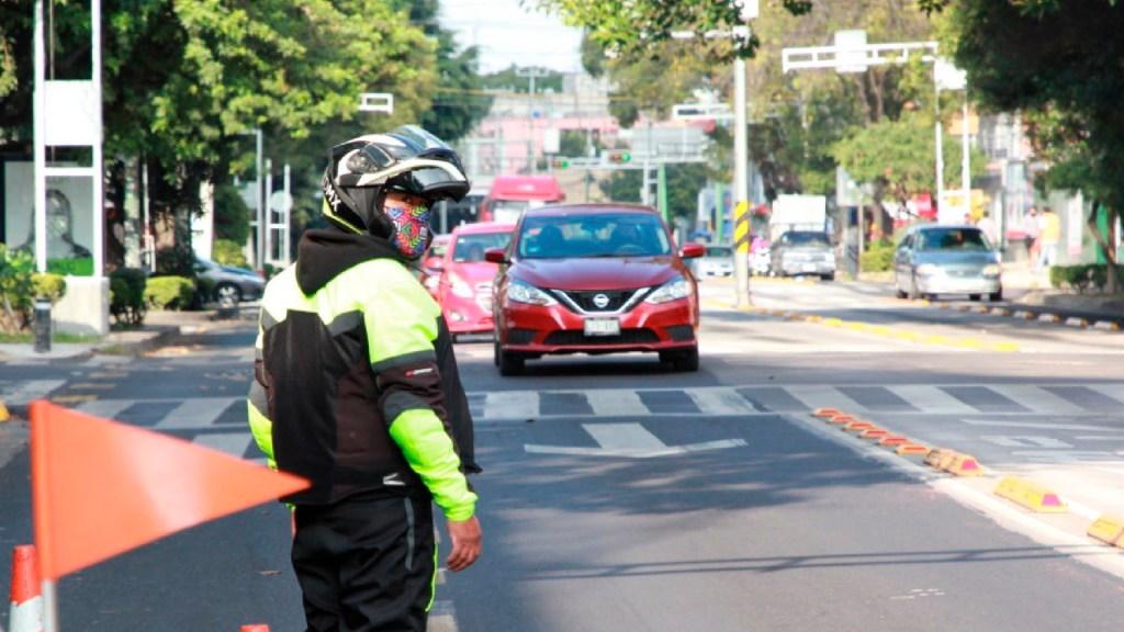 ¿Cómo obtener la licencia de conducir tipo A en versión digital de la Ciudad de México? - GCDMX invita a obtener licencia de conducir tipo A en version digital desde el celular. Foto Twitter @LaSEMOVI