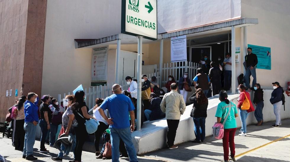Ciudad de México tiene ocupación hospitalaria de 88 por ciento