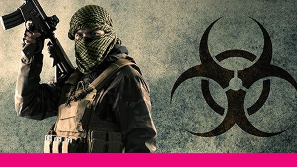Grupos terroristas aprovechan pandemia para aumentar su influencia - Impacto del COVID-19 en el terrorismo. Foto de @INTERPOL_HQ