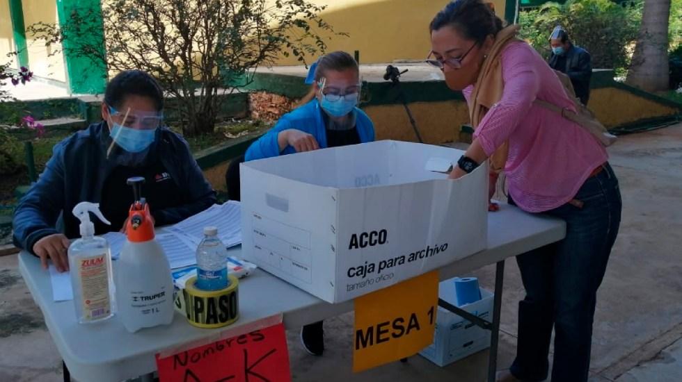 INE y UNAM suscriben convenio para monitoreo del proceso electoral federal 2020-2021 - INE y UNAM suscriben convenio para monitoreo del proceso electoral federal 2020-2021. Foto INE México