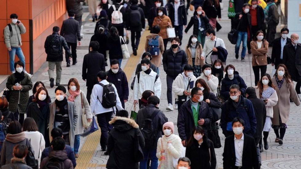Japón inicia vacunación contra COVID-19 de ancianos - Foto de EFE