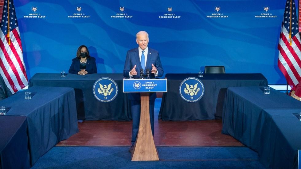 Biden y la revitalización económica a través de paquetes de apoyo - Joe Biden Estados Unios presidente electo
