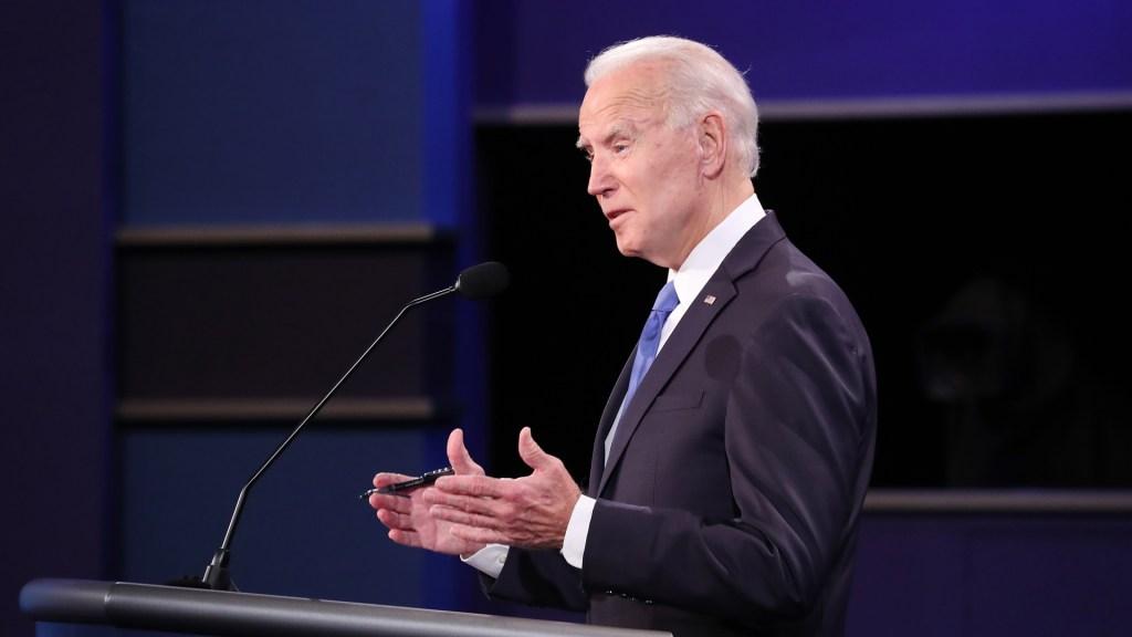 Biden clama por nuevo paquete de estímulo; estadounidenses necesitan 'ayuda ahora', afirma - Joe Biden. Foto de EFE