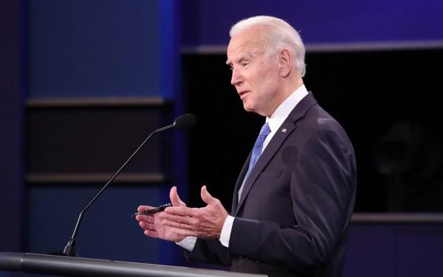 """Biden evita pronunciarse sobre juicio político a Trump; """"Depende del Congreso"""", asegura - Joe Biden. Foto de EFE"""