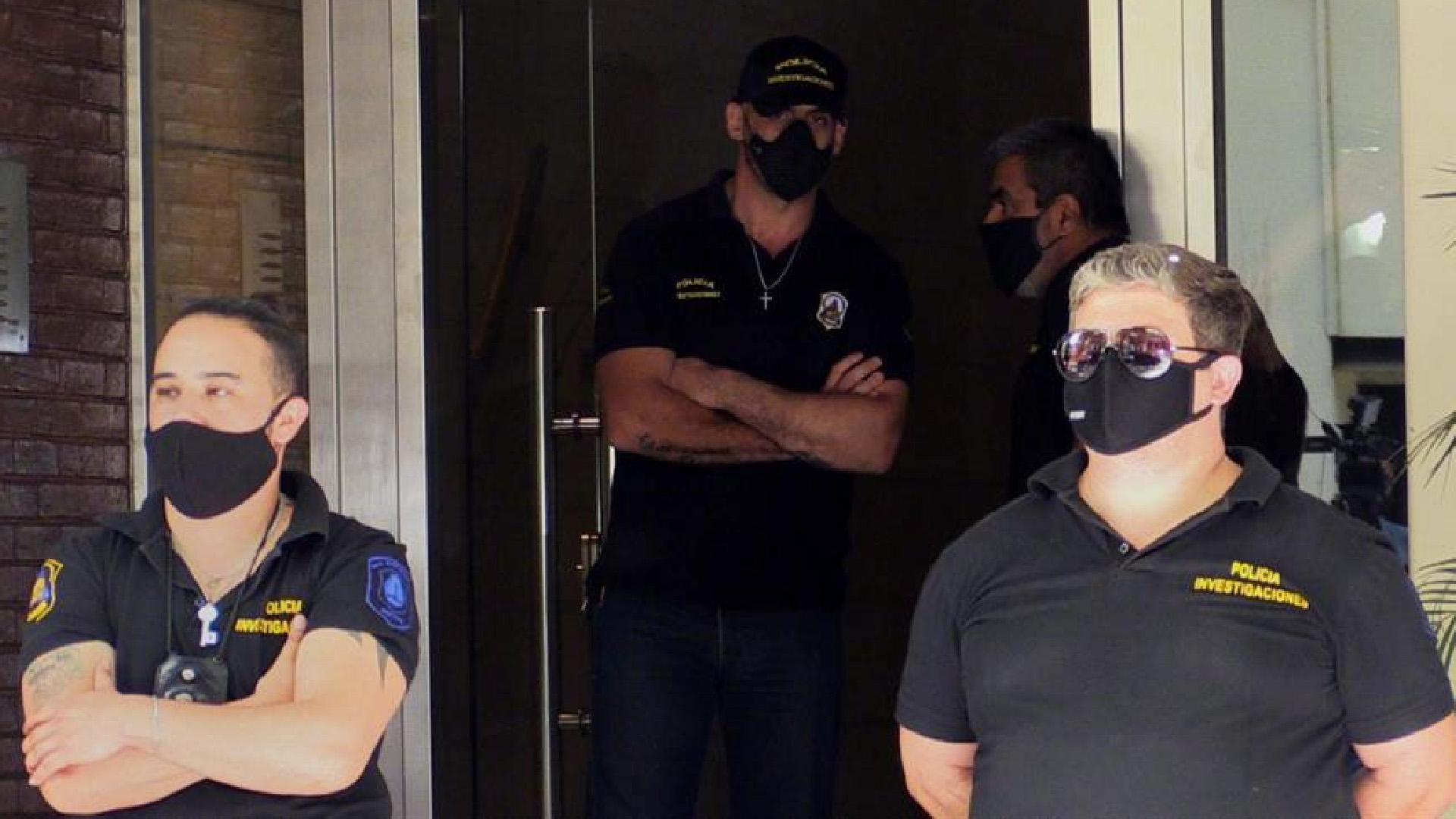 Justicia argentina ordena registrar la casa y el consultorio de la psiquiatra de Maradona. Foto EFE