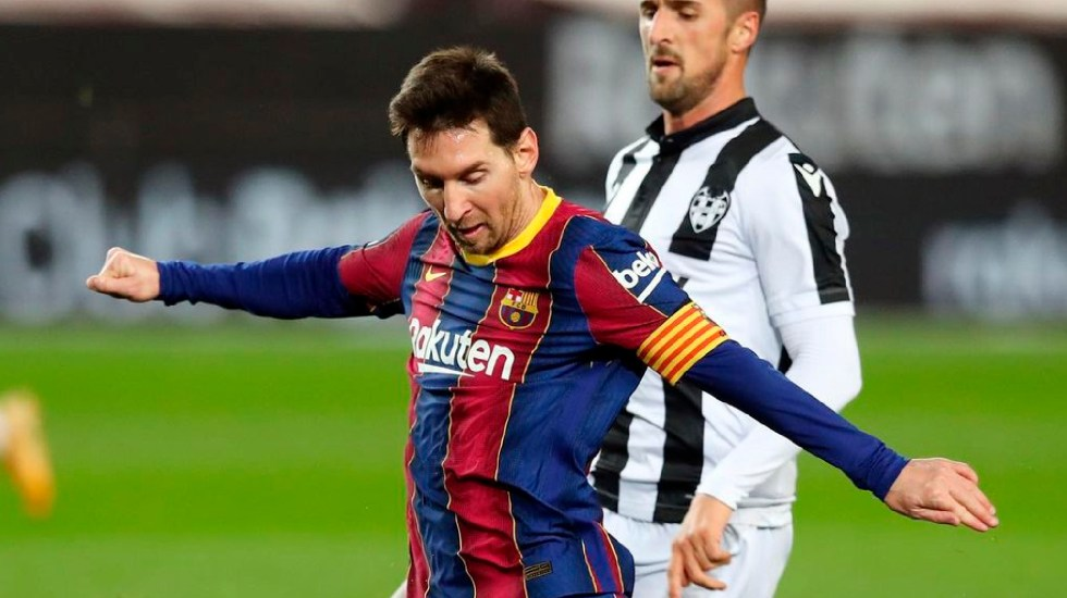 "Leo Messi agradece ""mensaje tan cariñoso"" de 'Pelé' tras alcanzar su récord de goles - Leo Messi agradece a 'Pelé' su mensaje tan cariñoso. Foto Instagram LeoMessi"