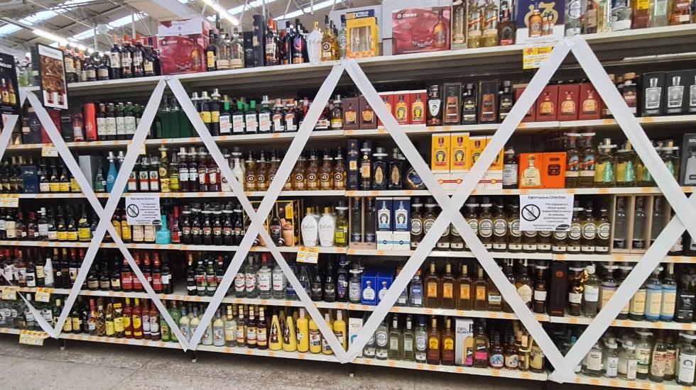 Ley Seca en ocho alcaldías de la Ciudad de México este fin de semana por COVID-19 - Ley Seca Ciudad de México Alcohol bebidas alcohólicas