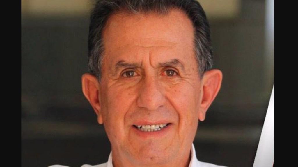 Murió el periodista Luis Enrique Mercado, fundador de 'El Economista' - Foto de Twitter Gustavo de Hoyos