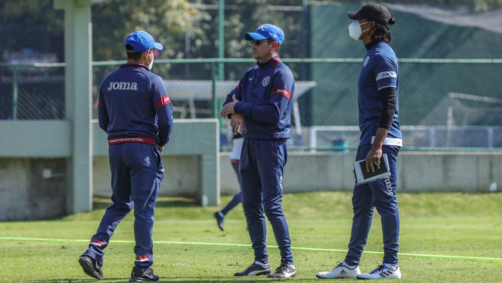 Cruz Azul anuncia cuerpo técnico interino para la Concachampions - Foto de Cruz Azul