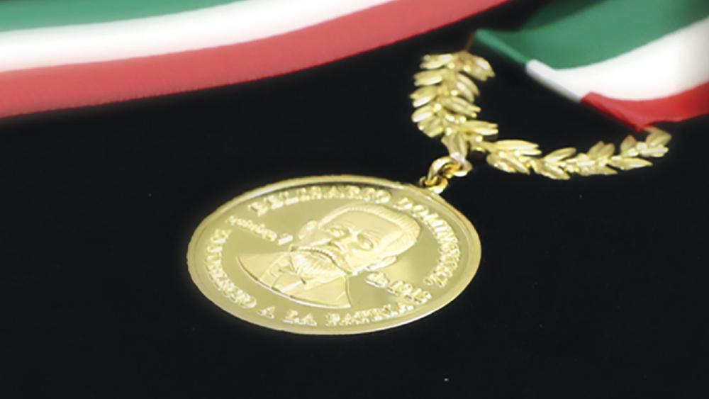 Medalla Belisario Domínguez será para trabajadores de la Salud por labor frente al COVID-19 - Foto de Senado de la República