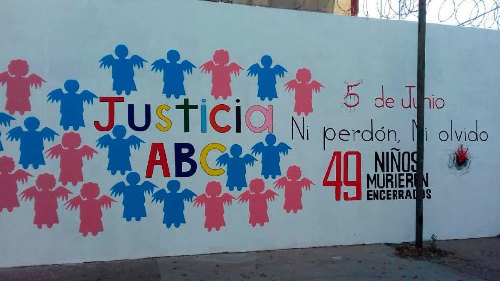México indemnizará a 12 familias de víctimas del incendio en guardería ABC - México indemnizará a 12 familias de víctimas del incendio de la guardería ABC. Foto Facebook Movimiento Cinco de Junio