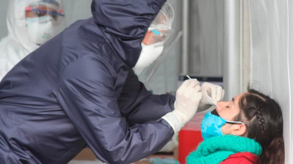 Nueva cepa de COVID-19 no ha sido detectada en México, asegura Secretaría de Salud - México suma 9 mil 679 casos nuevos y 665 muertes por COVID-19 en las últimas 24 horas, reporta SSA. Foto Twitter @SSaludCdMx