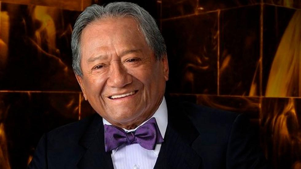 Murió el maestro Armando Manzanero a los 85 años -