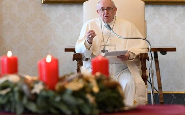 Adelantará papa Francisco misa de Gallo por toque de queda en Italia - Foto de Vatican News