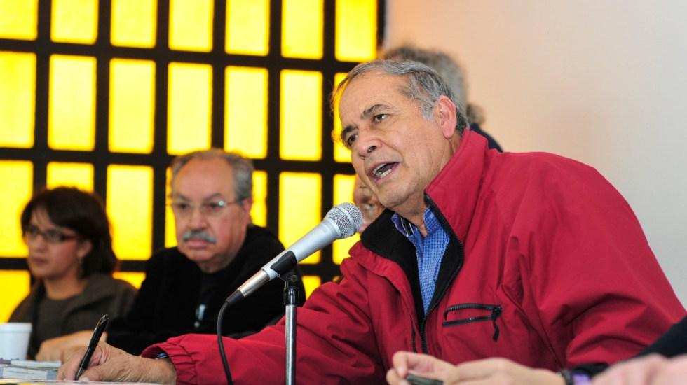 Por COVID-19 murió Pedro Pantoja, sacerdote defensor de migrantes - Foto de EFE