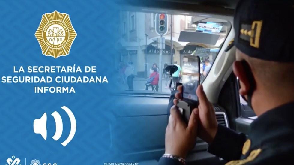 El audio que se reproducirá en colonias de atención prioritaria por COVID-19 de Ciudad de México - Foto de SSC