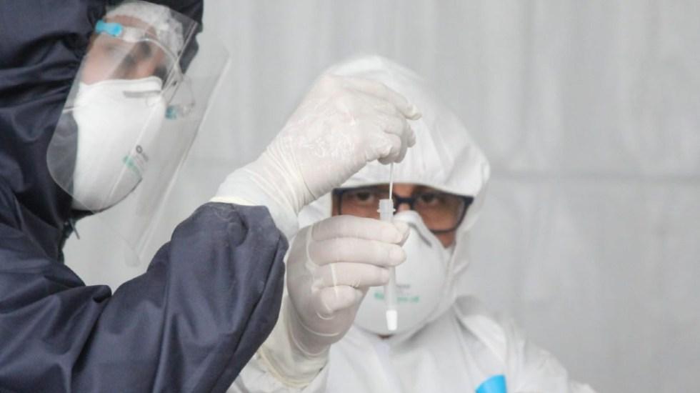 Gobierno de la CDMX no aplicará pruebas rápidas este 1 de enero - Foto de @SSaludCdMx