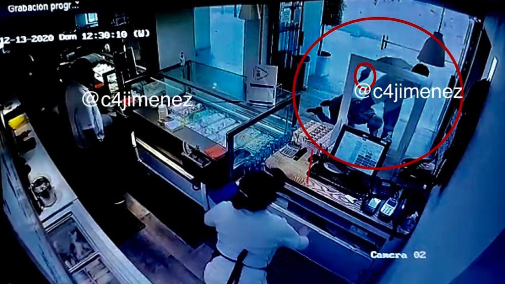#Video Asaltan a canadiense en Masaryk, en Polanco, y le roban reloj de 15 mil dólares - Foto de @c4jimenez