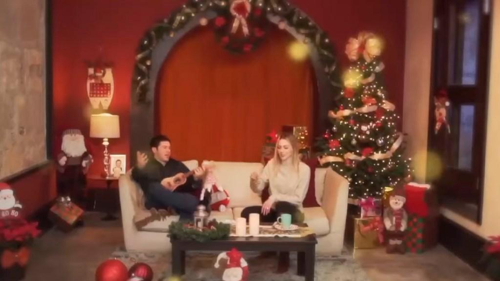 Samuel García comparte video navideño y desata ola de memes en redes sociales - Samuel García comparte video navideño dirigido a militantes de MC para celebrar con resposabilidad. Foto Captura de pantalla