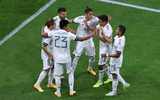México enfrentará a Gales el 27 de marzo de 2021 - Foto de Selección Nacional
