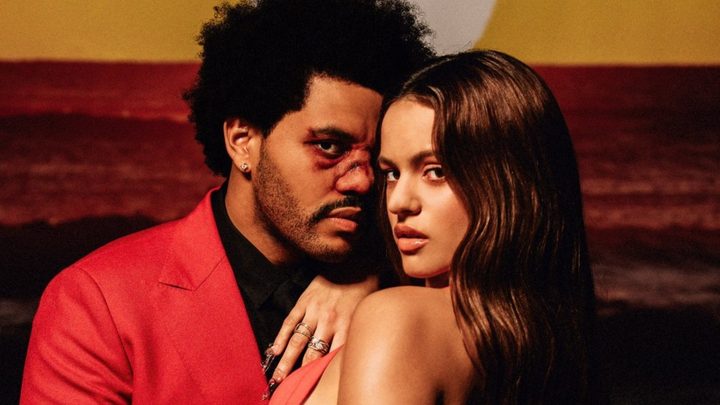 Rosalía y The Weeknd lanzan remix de 'Blinding Lights', la canción del año - The Weeknd y Rosalía
