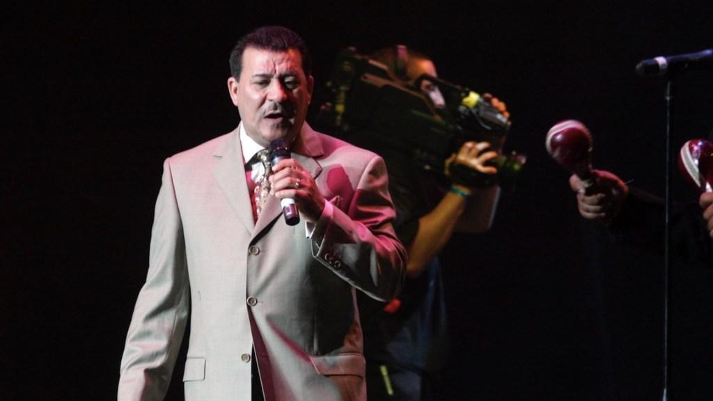 Murió el salsero puertorriqueño Tito Rojas - Foto de EFE