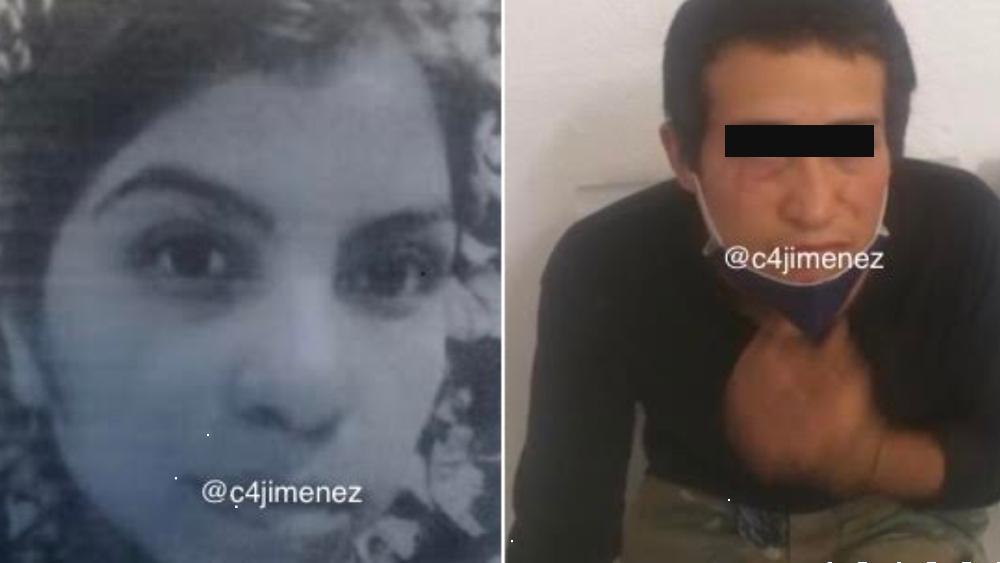 Hallan muerta a mujer desaparecida en CDMX; autoridades sospechan de su esposo - Foto de @c4jimenez