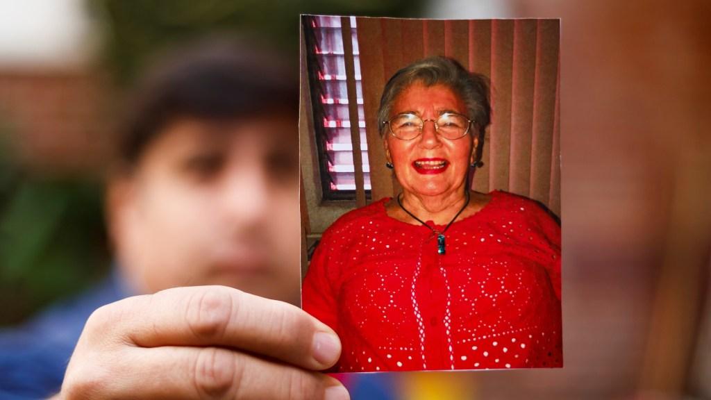 COVID-19 deja en las sombras miles de muertes colaterales en México - Adela Alcaraz Vargas, quien murió por falta de atención médica ante la pandemia de COVID-19 en México. Foto de EFE
