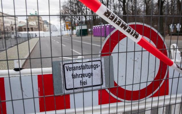 Alemania prolonga hasta el 31 de enero las restricciones contra el COVID-19 - Foto de EFE