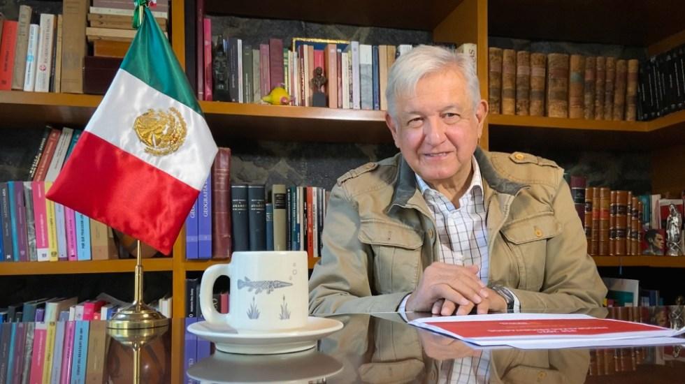 López Obrador reconoce que México perdió 277 mil empleos en diciembre - Foto de @lopezobrador_