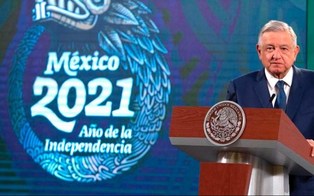 López Obrador lee carta en la que pide disculparse a España por la Conquista - Foto de EFE