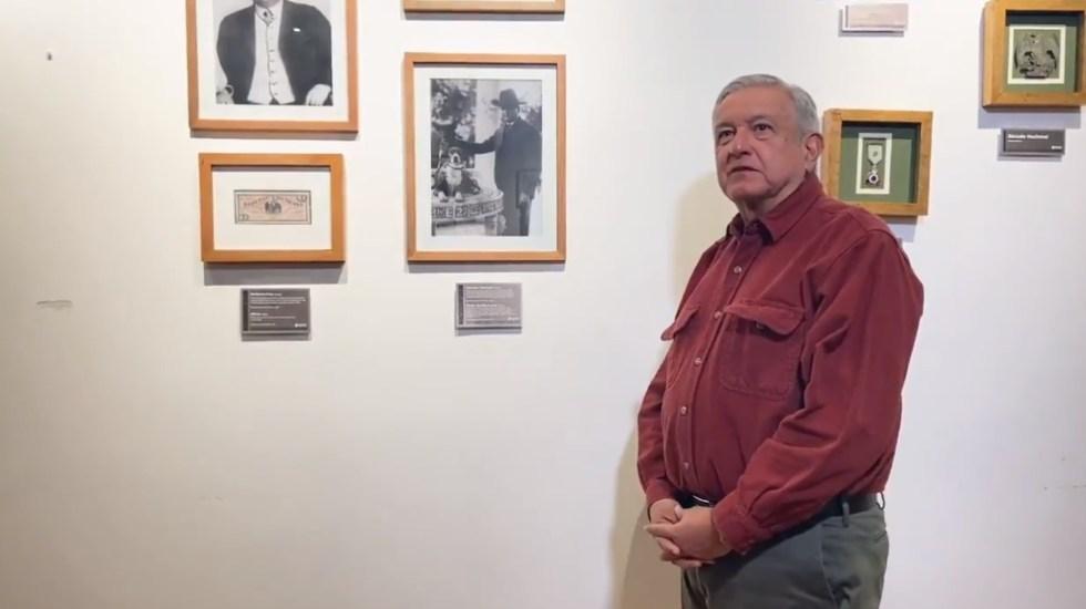 #Video López Obrador recuerda a Felipe Carrillo Puerto a 96 años de su fusilamiento - AMLO Revolución