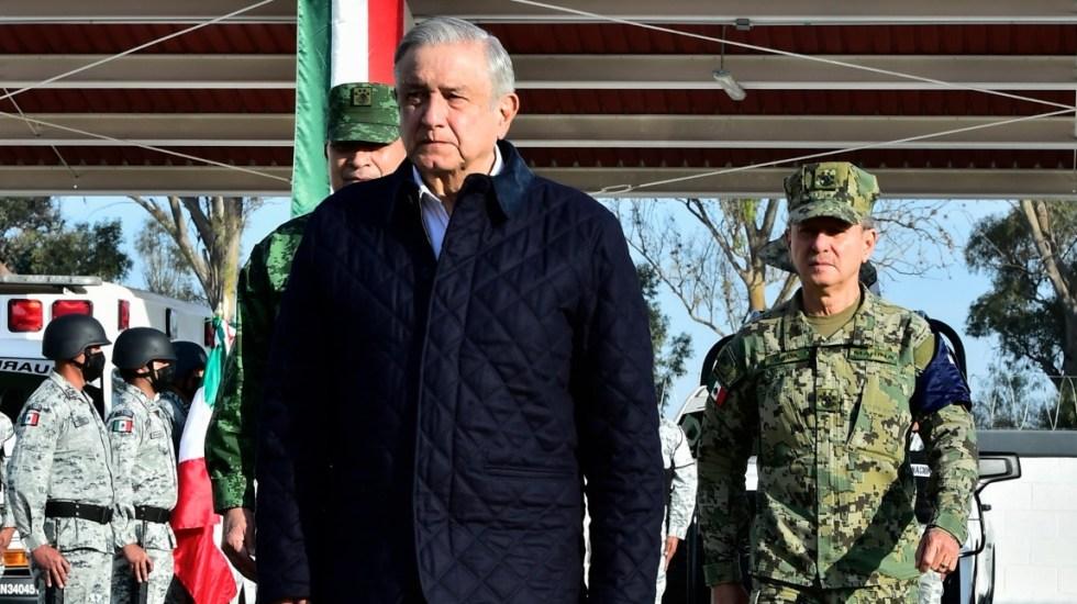 López Obrador da positivo a COVID-19; presenta síntomas leves