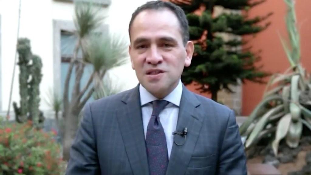 Gobierno de México tuvo respuesta económica ante la pandemia, asegura Arturo Herrera - Captura de pantalla