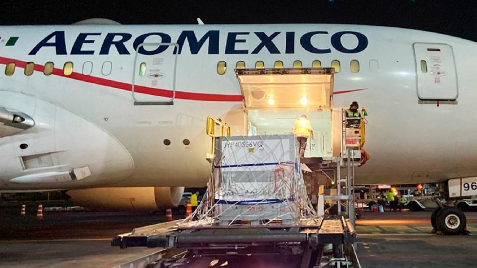 ASPA logra acuerdo para garantizar la viabilidad de Aeroméxico - ASPA logra acuerdo histórico para garantizar la viabilidad de Aeroméxico. Foto Twitter @Aeromexico
