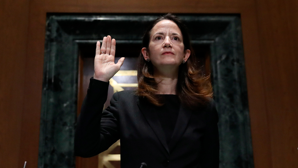 Queda mucho para que EE.UU. vuelva al pacto con Irán, dijo nominada de Biden - Avril Haines habla durante su audiencia de confirmación ante el Comité de Inteligencia del Senado para ser directora de Inteligencia Nacional del presidente electo Joe Biden, Foto de EFE