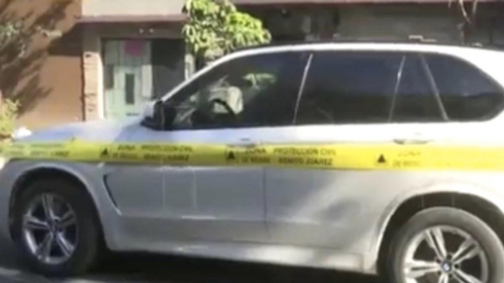 Asesinan a empresario Martín Rodríguez en balacera en la colonia Nápoles - Captura de pantalla