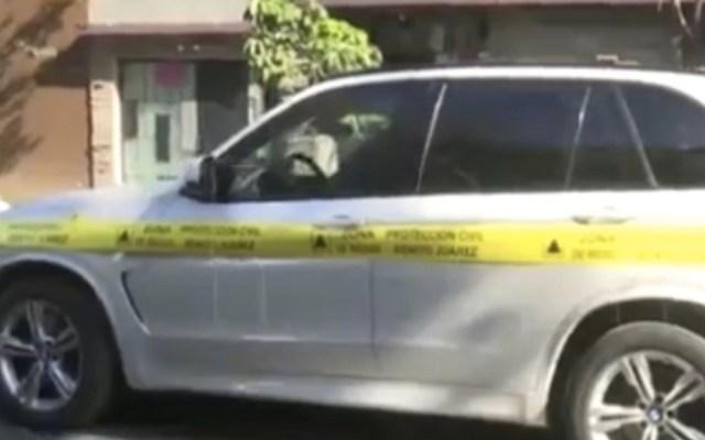 FGJ CDMX investiga vínculo de empresario asesinado en la Nápoles con empresa fantasma - Captura de pantalla