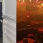 Clausuran bar clandestino en Pachuca, Hidalgo; acceso estaba en refrigerador falso