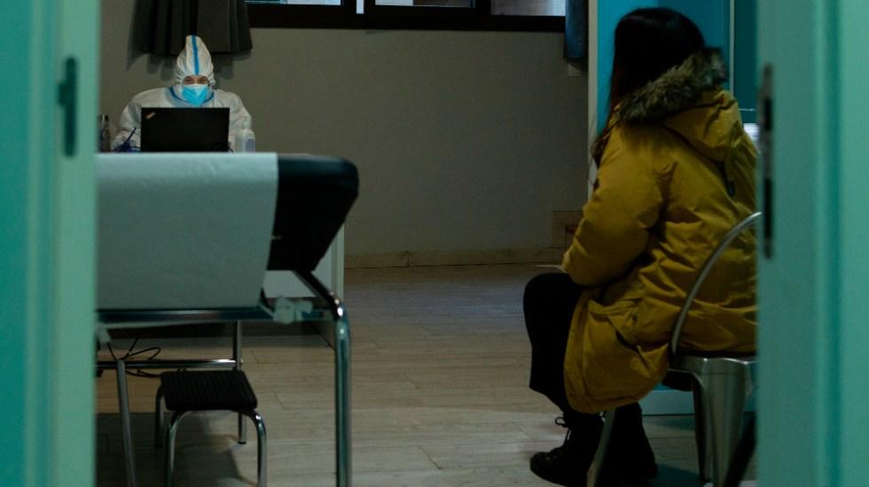Casos de coronavirus se disparan en España tras vacaciones navideñas - Foto de EFE