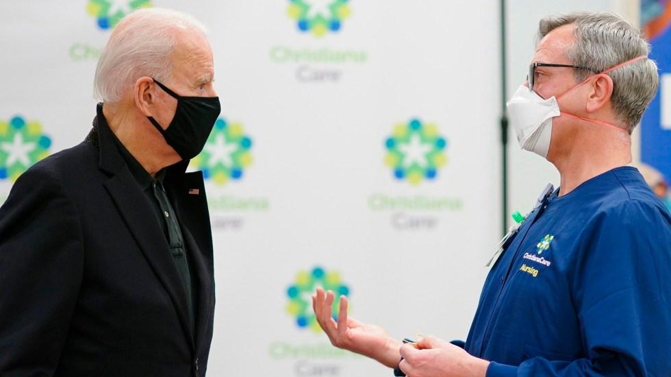 Estados Unidos podría alcanzar las 600 mil muertes por COVID-19, advierte Joe Biden - Biden estima que haya más de 600 mil muertos en Estados Unidos por pandemia de COVID-19. Foto Twitter @JoeBiden